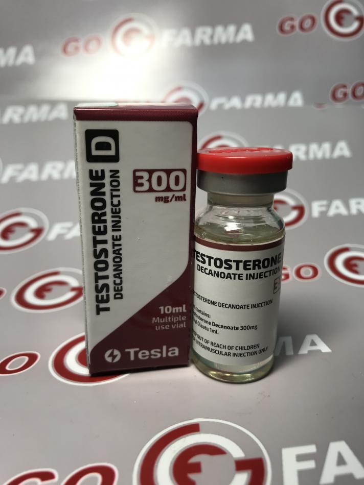 TESTOSTERONE DECANOAT 300MG/ML - ЦЕНА ЗА 10МЛ купить в России
