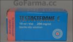 TESTOSTERONE C (тестостерон ц) 200МГ\МЛ - ЦЕНА ЗА 10МЛ купить в России