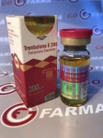Trenbolone E (тренболоне е) 200, 200mg/ml - цена за 10мл купить в России