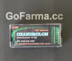 Oxandrolon (оксандролон) 10mg/tab - цен за 100 таблеток. купить в России