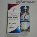 NANDROGED (нандрогед) 250MG/ML - ЦЕНА ЗА 10 МЛ купить в России
