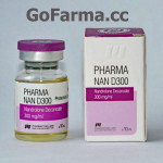 PHARMA NAN D300, 300MG/ML купить в России
